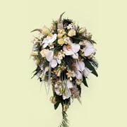 Оформление залов цветами – оригинальное украшение на любое мероприятие фото