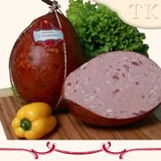 Колбаса вареная Столичная (натур. об.) высший сорт фото