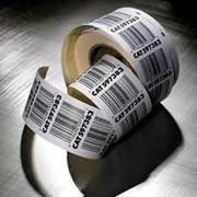 Печать этикеток фото