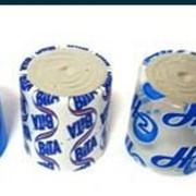 Термоусадочные колпачки на бутыли 19 литров фото