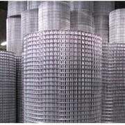 Сетка тканая оцинкованная 5x5x2 ГОСТ 3826-82, сталь 3сп5, 10, 20 фото