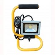 Прожектор светодиодный СДО-2П-10 переносной фото