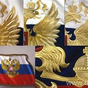 Кабинетные флаги, знамёна и штандарты фото