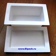 Коробки, ящики из пластиков фото