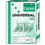 Бумага для офисной техники Captain Universe Капитан Универсал фото