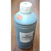 Чернила HP Universal LC 1L Dye Exen Japan for all model printer and plotter HP фото