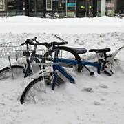 Снежные велосипеды фото