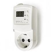 Розеточный терморегулятор Terneo RZ фото