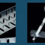 Металлические несущие системы для кабеля фото