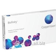 Контактные линзы Biofinity фото