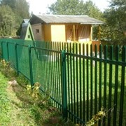 Забор Русский палисад фото