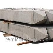 Сваи забивные железобетонные цельные, квадратного сплошного сечениея 300х300 мм. марка С 50.30-3