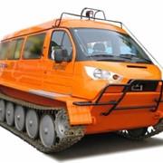 Гусеничный снегоболотоход ГАЗ-34039 Ирбис фото
