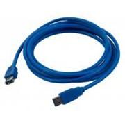 Дата кабель USB 2.0 AM/AF 1.8m PATRON (PN-AMAF3.0-18) фото