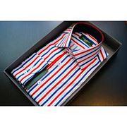 """Рубашка мужская """"Fayzoff s.a."""" фото"""