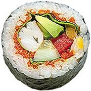 Доставка суши: Футо маки фото