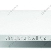 Подоконник ПВХ белый «FineDek»; 0,45x6 метров фото