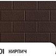 Термопанель фасадная AG10-001 Кирпич фото