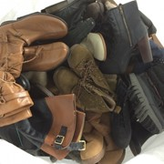 Женская зимняя обувь EXTRA Секонд хенд (second hand) оптом фото