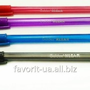 """Ручка масляная """"Goldex Klear Fashion"""" 734 синяя фото"""