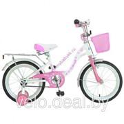 Велосипед детский Novatrack Butterfly 16 фото