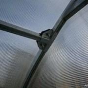 Каркас теплицы под поликарбонат СИБИРСКАЯ ТЕПЛИЦА фото