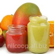 Готовое технологическое условие для протертых фруктов фото