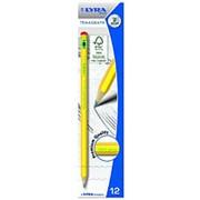 Высококачественные чернографитовые карандаши Lyra Temagraph, HB фото