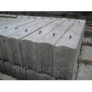 Фундаментные блоки стен подвалов ФБС 12-4-3 фото