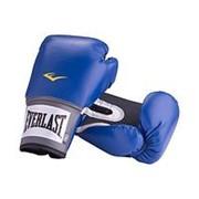 Перчатки боксерские Everlast Pro Style Anti-Mb 2216U 16 унций синие фото
