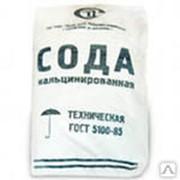 Сода кальцинированная техническая, марка Б сорт высший ГОСТ 5100-85 фото
