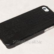 Накладка iPhone 5 игуана Black фото