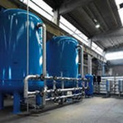 Водоподготовка промышленного предприятия фото