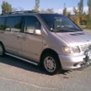 Прокат авто Mercedes Vito фото