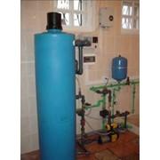 Очистка воды артезианских скважин фото
