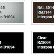 Краска порошковая полиэфирная Interpon D1094 STF фото