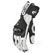 FURYGAN Перчатки AFS-18 кожа, цвет Белый/Черный фото