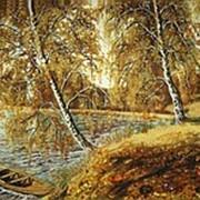 """Картины из янтаря Картина из янтаря """"Лодка"""" Художественный салон предлагает широкий выбор картин из янтаря ручной работы. Картина изготавливается в размерах 15х20, 20х30, 30х40, 40х60, 60х80. фото"""