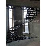 Кованая металло-конструкция 1 фото