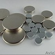 Неодимовый магнит 45-25 фото