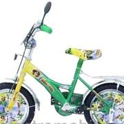 """Велосипед детский двухколесный Madagascar PROFI 12"""" фото"""