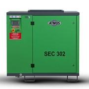 Винтовой компрессор Atmos SEC302 (5,2/4,4/4,0 куб.м/мин) фото