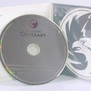 Шелкография CD фото