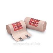 Бинт эластичный сильно растяжимый 5,0 см х 4,5 м Elastic Bandages фото