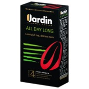 Кофе Jardin All day long зерно в п/п уп.250гр.х20шт арт 0552-20 фото