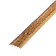 ЛУКА Порог стыкоперекрывающий ПС 01-1800-083 бук (1,8м) 25мм фото