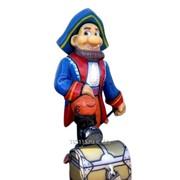 Фигура для парка Пират Code 1b фото