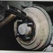 Колодки тормозные NISSAN X-TRAIL фото