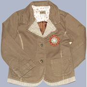 Пиджак для девочки фото