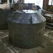 Виброформы для ЖБИ колец КС-15.9 (1.5м кольцо высотой 890 мм) фото